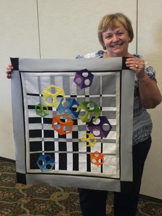 Julie's Converging Cubes